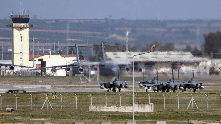 Турция пригрозила выкинуть американские части с базы Инджирлик