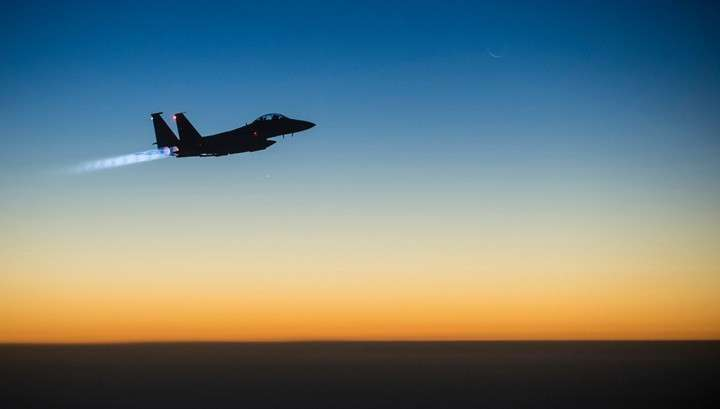 Российский пассажирский лайнер чудом избежал столкновения с самолётом НАТО