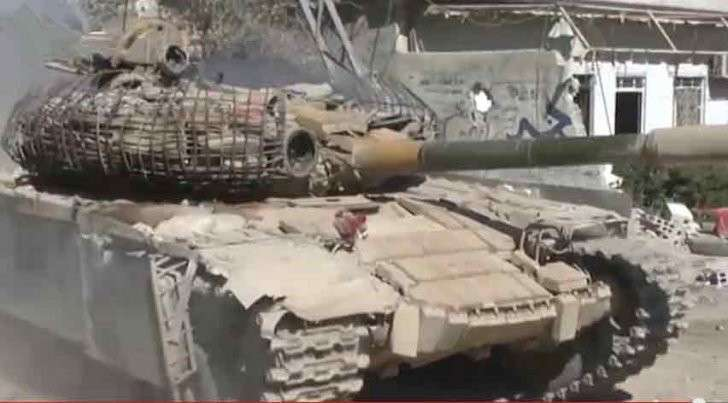 Война в Сирии: Армия штурмует Вади Бада - последний оплот боевиков возле Алеппо