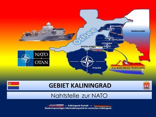 Постепенная блокада Калининграда паразитами: шаг первый