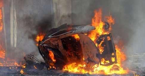 Теракт в городе Джебла: Мощный взрыв в населенном пункте, находящемся у авиабазы ВКС России Хмеймим в сирийской Латакии