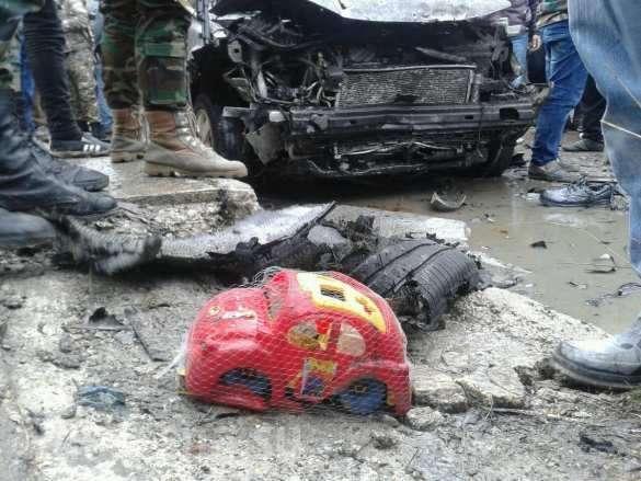 ВАЖНО: Теракт в городе Джебла: Мощный взрыв в населенном пункте, находящемся у авиабазы ВКС России Хмеймим в сирийской Латакии (+ВИДЕО, ФОТО, КАРТА) | Русская весна