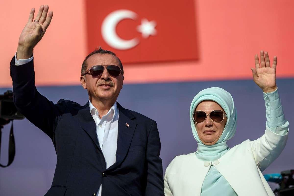 Турция уверенно и последовательно корректирует свою ближневосточную политику