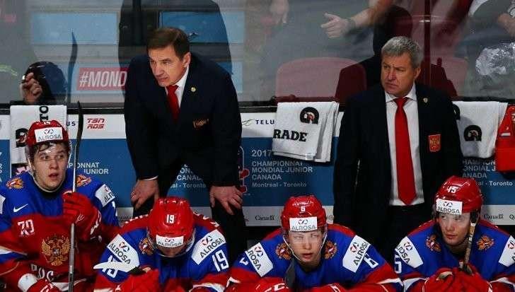 Молодёжная сборная РФ в седьмой раз подряд попала «в призы» МЧМ
