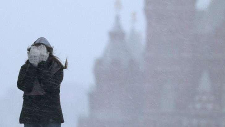В Москве похолодает до минус 33 градусов. Настоящая зима!