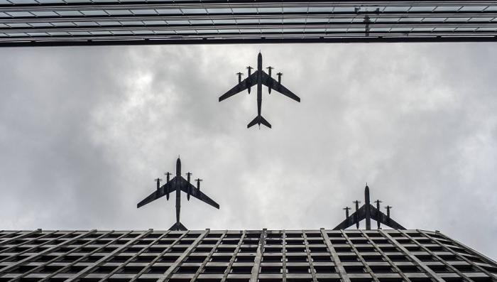 Российская авиация пополнится пятью новыми «стратегами»
