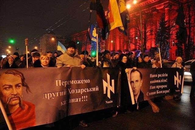 Оговорочки по Бандере: Откровения киевской ослицы