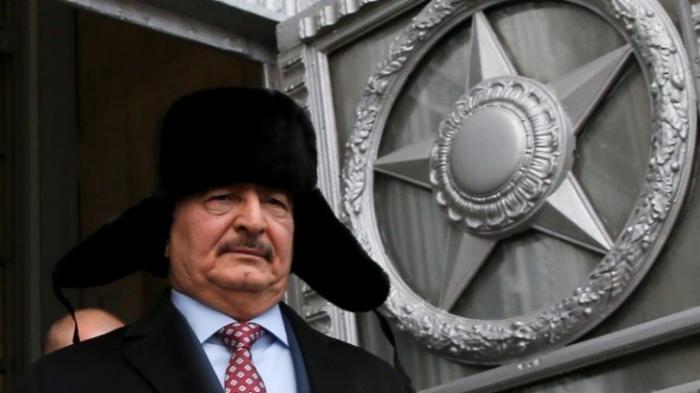 Россия мешает укрепиться прозападному правительству в Ливии