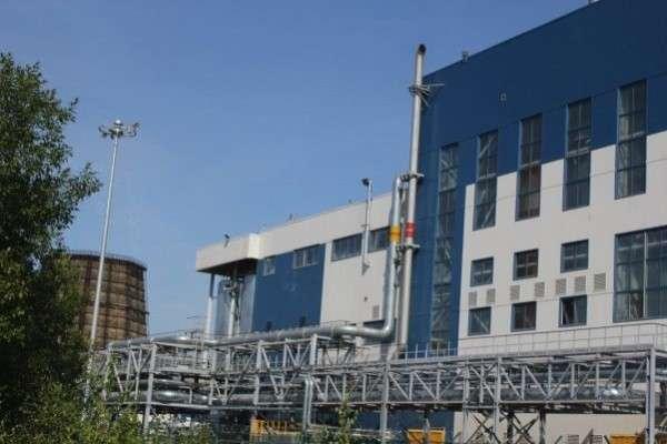 На территории Ижорских заводов заработала новая ТЭЦ