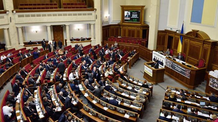 В сети появилась запись депутата Рады Украины о захвате власти в «Незалежной»