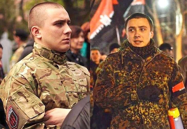 Инициатором травли стал главарь одесского филиала «Правого сектора» Сергей Стерненко.