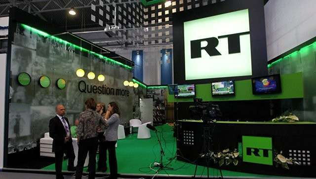 Разведка США посвятила семь страниц доклада телеканалу RT