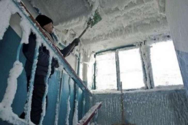 Украина: сколько Хунта продержится без газа в холодном кошмаре?