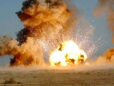 Итоги года: США скинули более 26 тыс бомб на семь стран мира за 2016 год