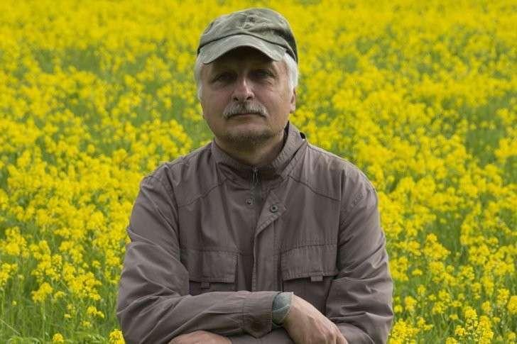 Фантаст Леонид Смирнов. Фото: Личный архив