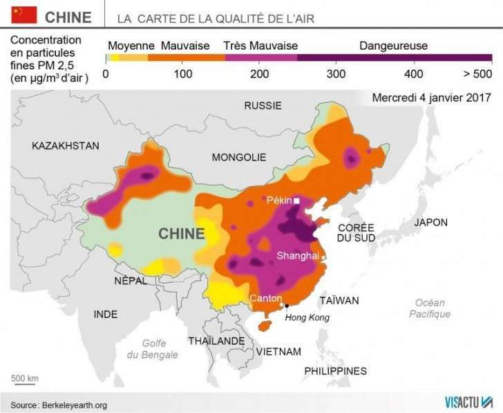 Немного про то, как где люди живут. Апокалипсис начнется с Китая