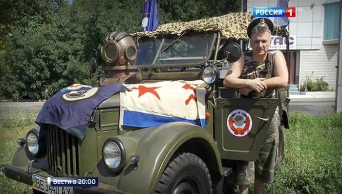 История беркутовца Олега Ефимова: травля вынудила одессита перебраться в Россию