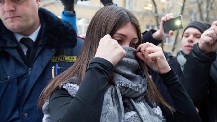 Мару Багдасарян опять задержали, а ей стало плохо во время задержания