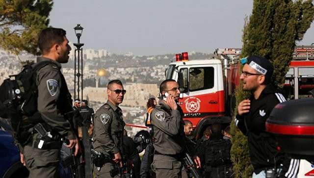 Террористический Израиль присоединится к борьбе против наёмников США в ИГИЛ?