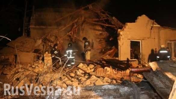 В Одессе взорвался дом, гдебоевик «Правого сектора» экспериментировал совзрывчаткой (ФОТО, ВИДЕО) | Русская весна
