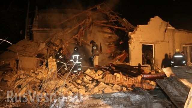 В Одессе взорвался дом, гдебоевик «Правого сектора» экспериментировал совзрывчаткой