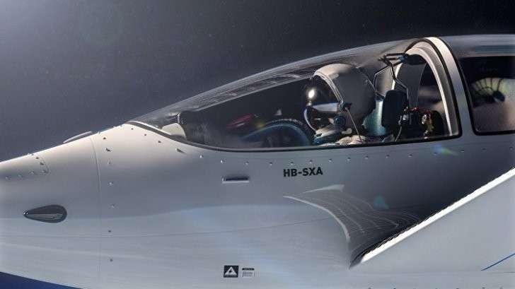 Китай успешно испытал самолет на водородных топливных элементах