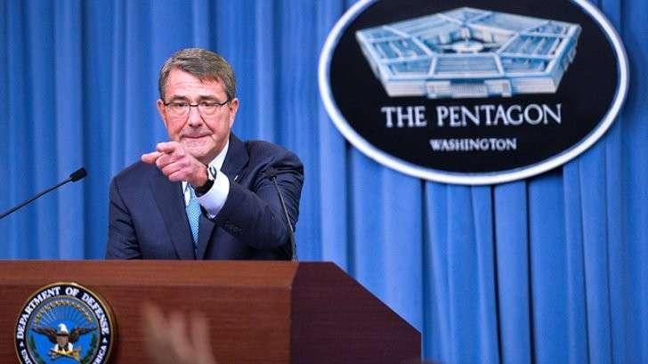 Пентагон обвинил Россию в отсутствии вклада в борьбу с ИГ