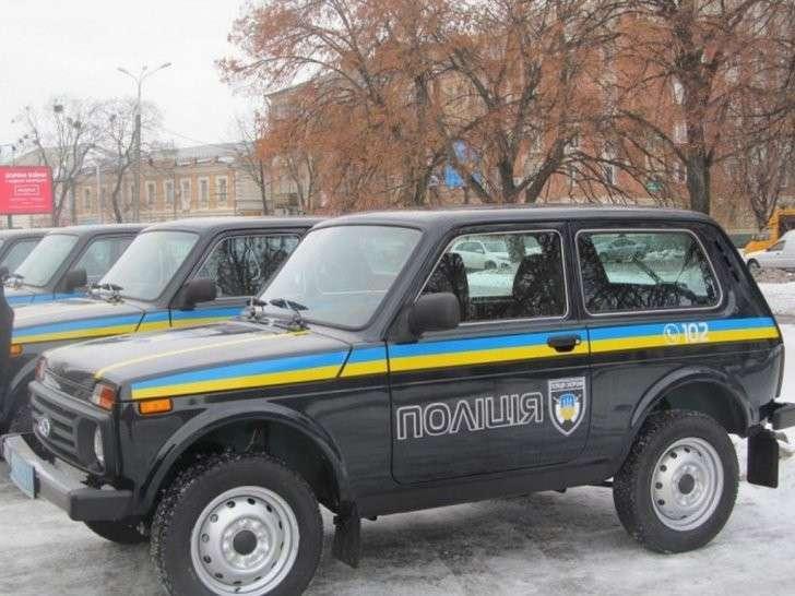 Лютая зрада: украинская полиция пересела на русские машины