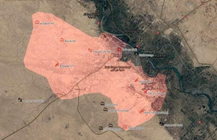 Военная обстановка в Сирии: битва за воду для Алеппо, котёл в Восточной Гуте