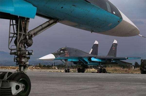 Пентагон боится попасть «под горячую руку» русских лётчиков