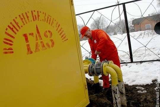 Морозы напомнили Киеву о «газовом проклятии» Украины