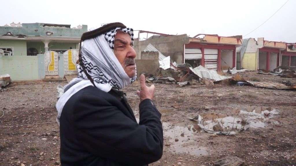 Американская коалиция применяет в Мосуле тактику «выжженной земли»