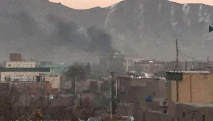 У посольства России в Кабуле совершен двойной теракт. Погибло 27 человек