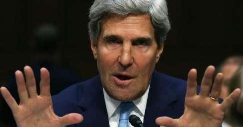 Госсекретарь США Джон Керри заявил, что Россия спасла Сирию, а оппозиция тесно связана с ИГИЛ и «Аль-Каидой»