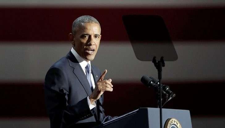 Барак Обама в прощальной речи назначил Россию и Китай врагами США