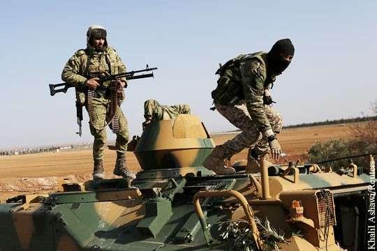 Война в Сирии: Новый год принес сирийскому фронту большие перемены