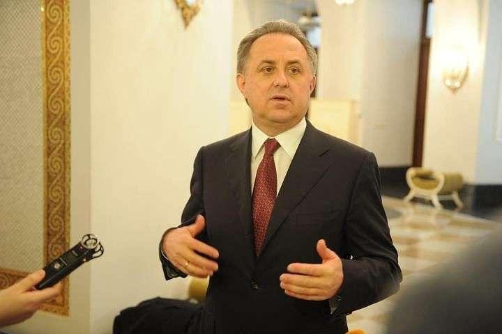 Мутко: NADO должны «собирать мочу, но не вмешиваться в политику»