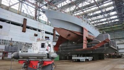 Киев в бешенстве: Завод в Феодосии строит корабли на воздушной подушке для ВМФ России