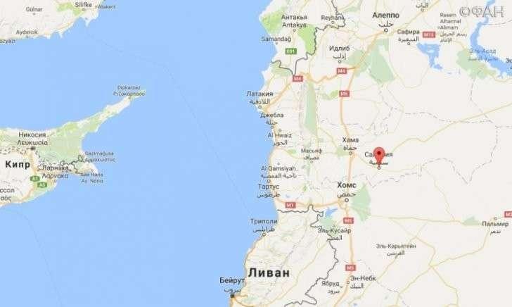 Конвой оружия для боевиков из Турции попал в засаду сирийской армии