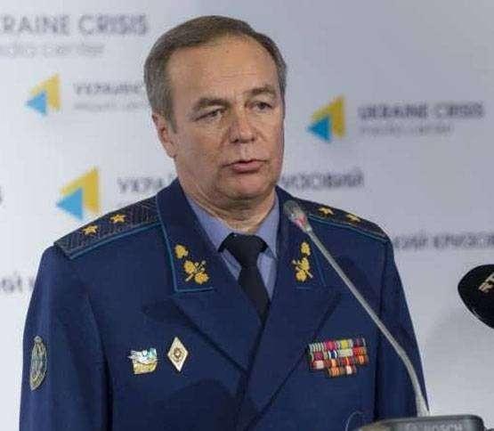 Украинский генерал рассказал, как «Россия нападёт на Украину»