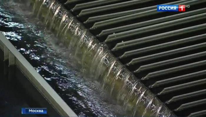 Система очистки воды в столице стала еще надежнее