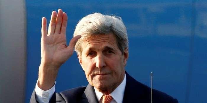 В СМИ попала аудиозапись, на которой Джон Керри обсуждает использование ИГ против Асада