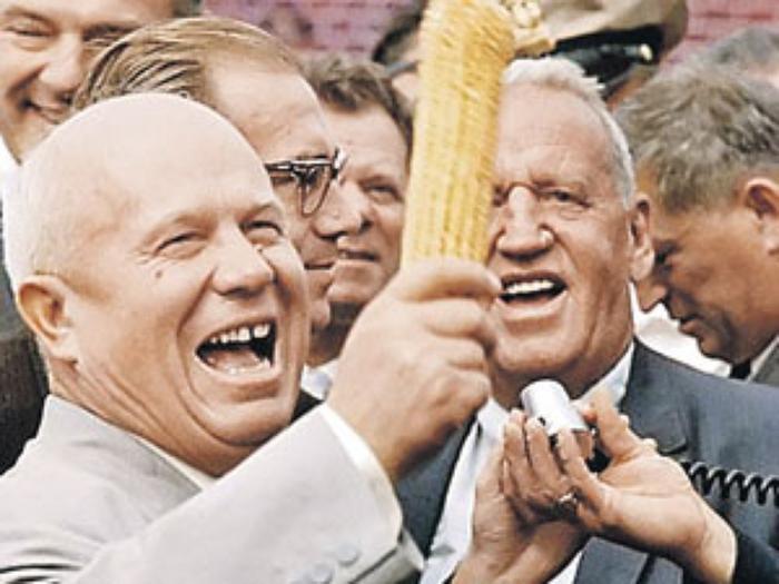 Клан Хрущёвых: о сыновьях злобного карлика Хрущёва без румян и подтасовок