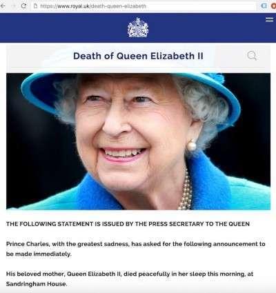 Станет ли королём Чарльз после умершей Елизаветы II, православной внучки Николая II - Георга V?