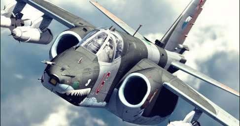 «Грачи» возвращаются — в Сирию переброшены 12 штурмовиков Су-25 ВКС России