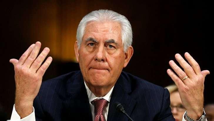 Тиллерсон назвал условие, при котором США признают Крым российским