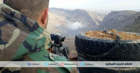 Сражение в долине под Дамаском: кадры боев и прорыв спецназа сквозь оборону банд