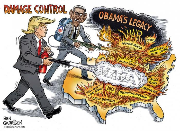 Большая американская медиоОргия грозит развалом США