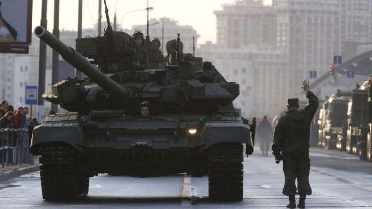 Т-90 в реальном бою предстал молодцом, а Абрамс — огненным шаром