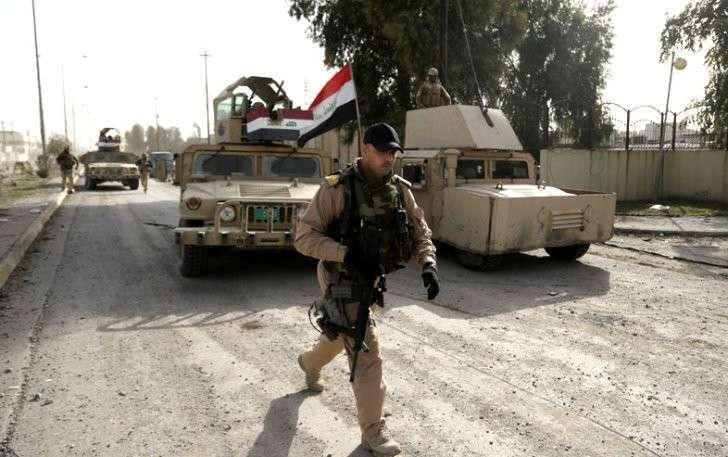 «Золотая дивизия», теряя «Абрамсы», гибнет в Мосуле